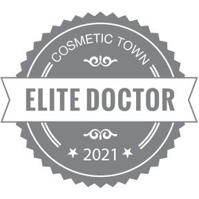 Cosmetic Doctors can claim their profile on Cosmetic Town and earn Elite Doctor Status to improve their status to the thousands of potential cosmetic patients on Cosmetic Town.