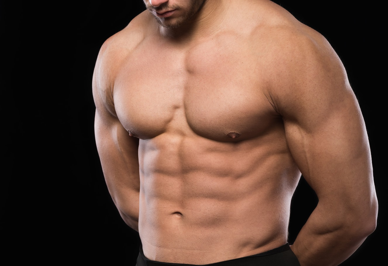 Abdominal Etching for Male Body Contouring