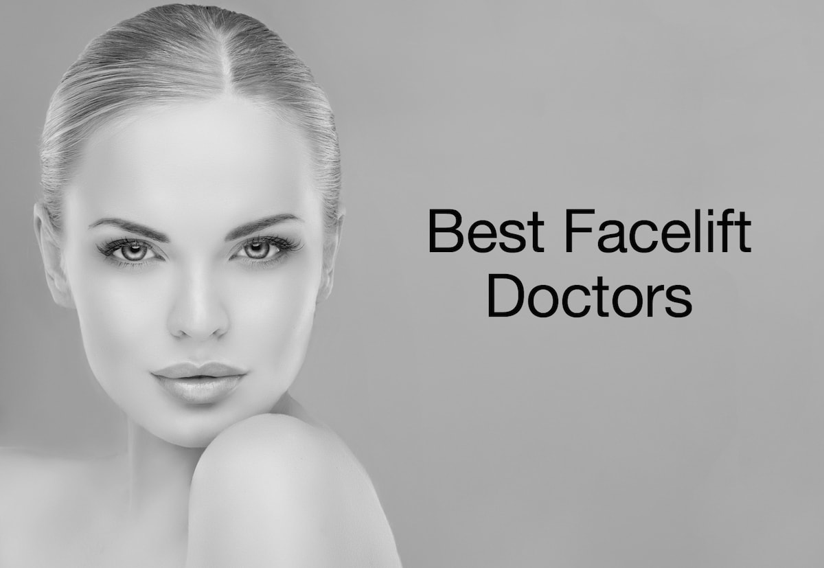 Best doctors for facelifts in Los Angeles area