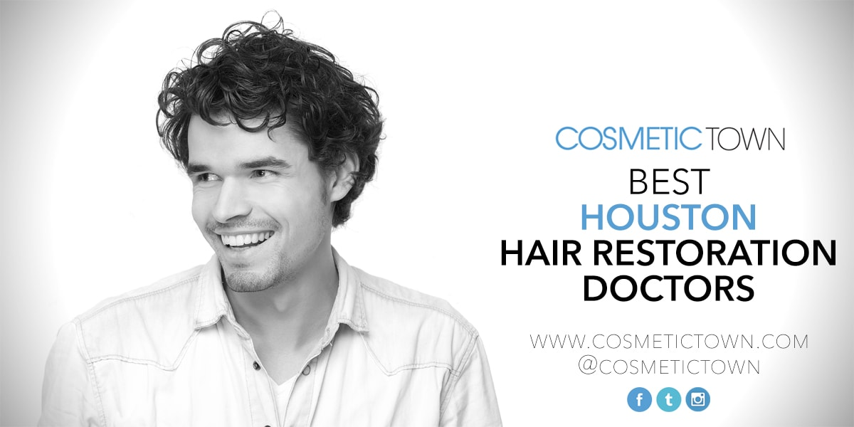 The list of the best hair restoration doctors in Houston