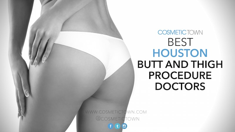 Meet the best cosmetic buttock surgery doctors in Houston
