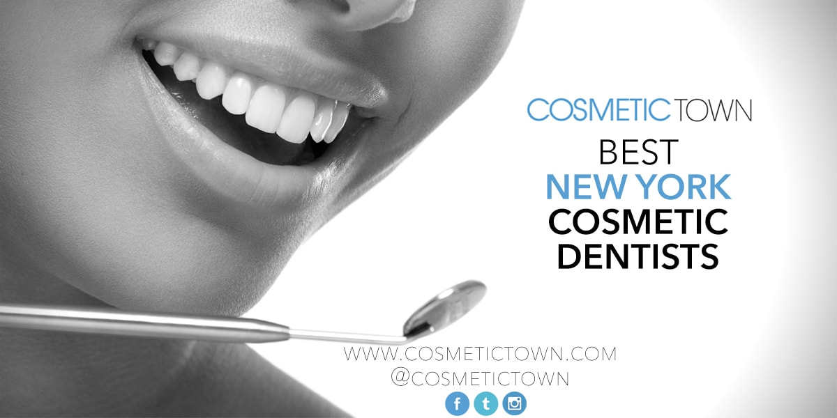 View the 2019 list of the best cosmetic dentists in New York