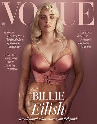 Billie Eilish Body Positivity