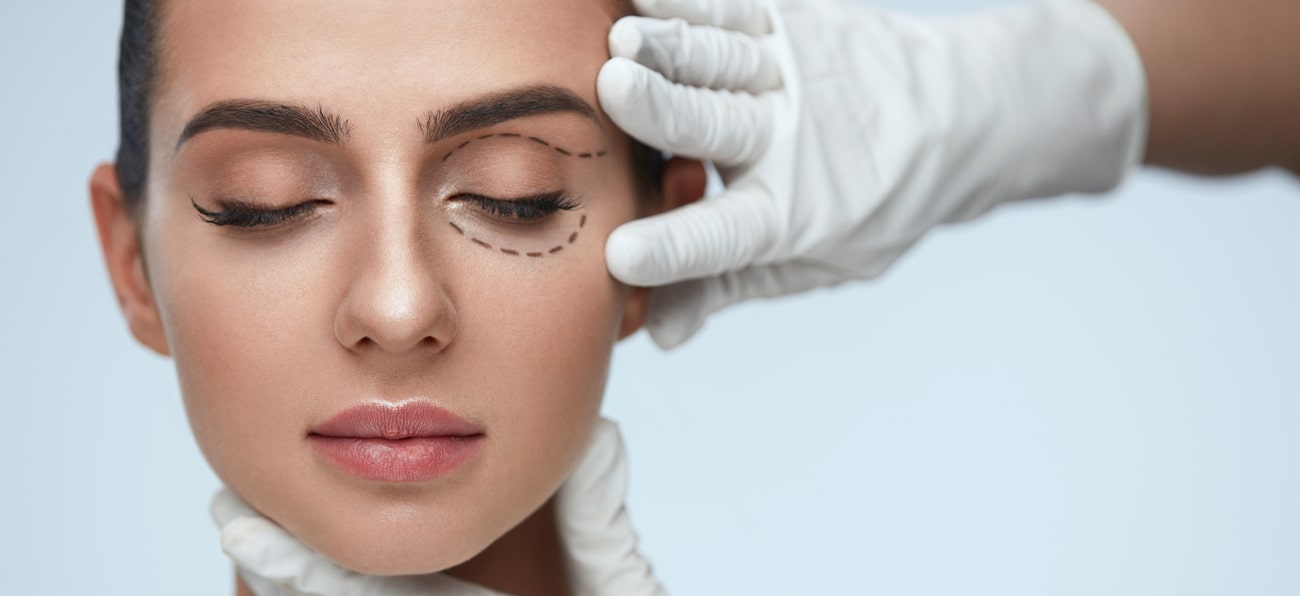 Blepharoplasty provides a refreshed look to the eyelids