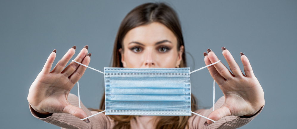 Connection of body dysmorphic disorder and face masks
