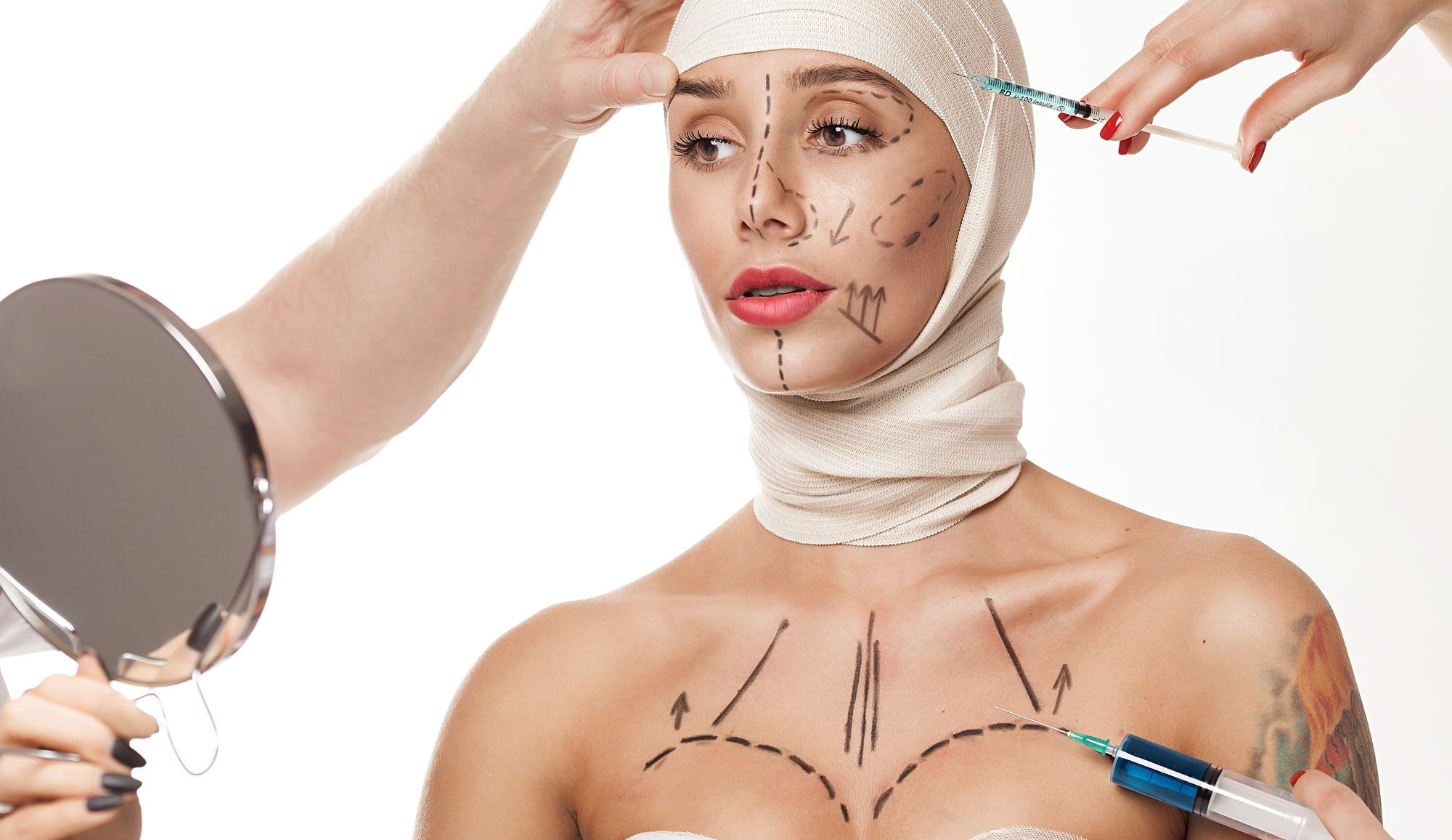 A look at popular cosmetic surgery trends around the world