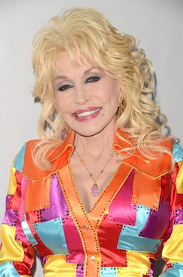 Dolly discusses her appearance