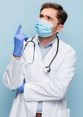 Face Mask and Trusting Doctors