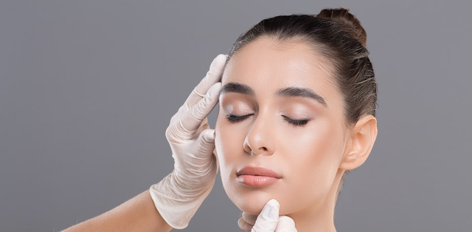 Plastic surgery for the face