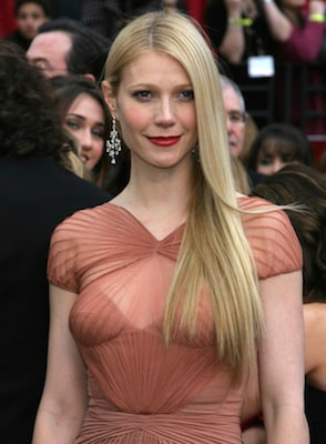 Gwyneth Paltrow Breast Augmentation