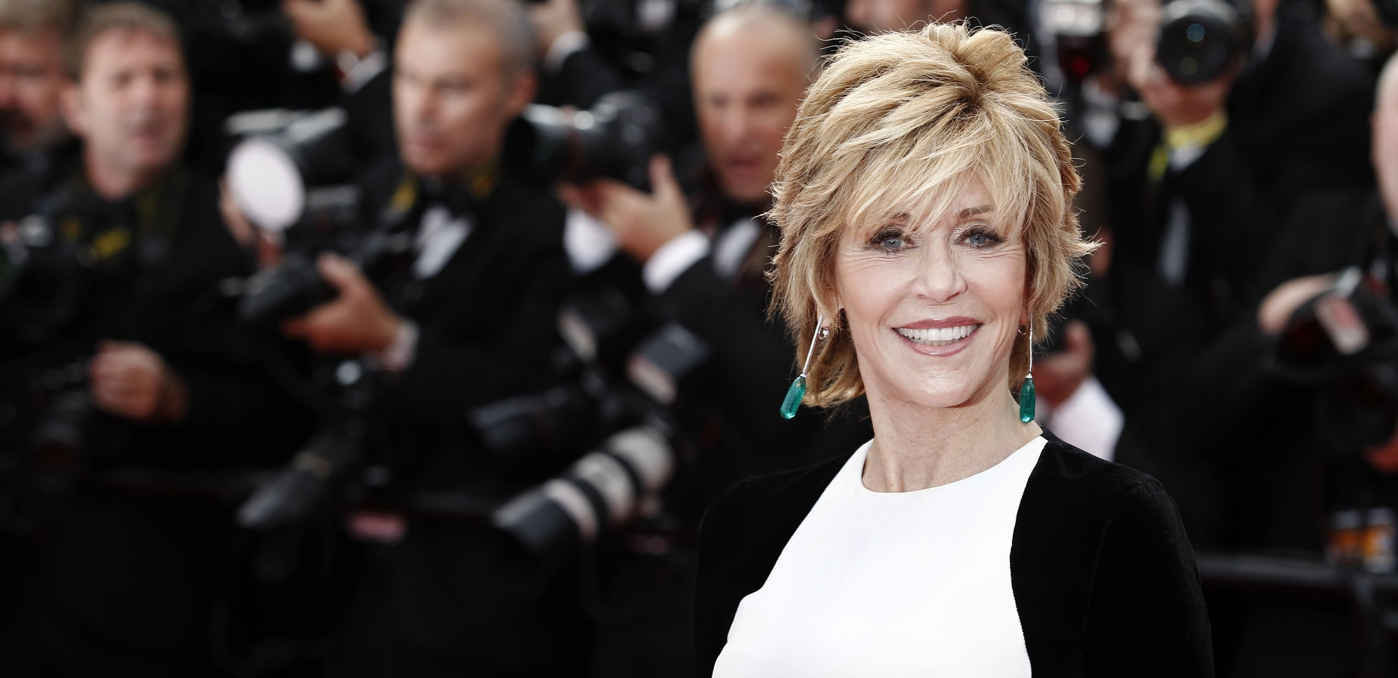 Jane Fonda has announced she is done having plastic surgery