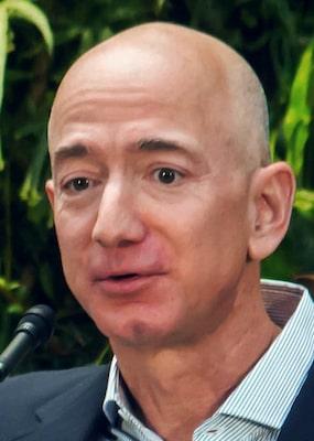 Jeff Bezos Suspected Cosmetic Surgery