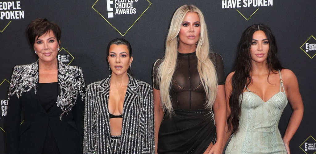 Do the Kardashians promote looking perfect to their fans