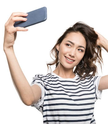 Looking for Perfect Selfie
