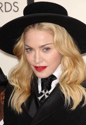 Madonna Appearance