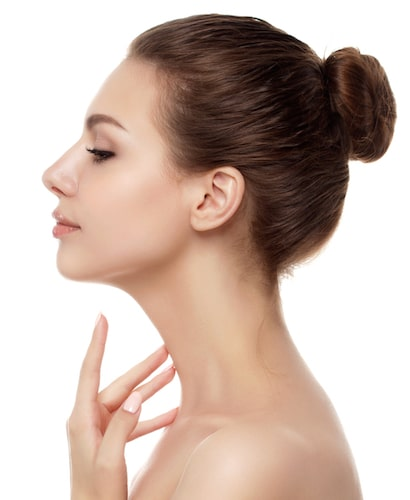 Neck contouring options