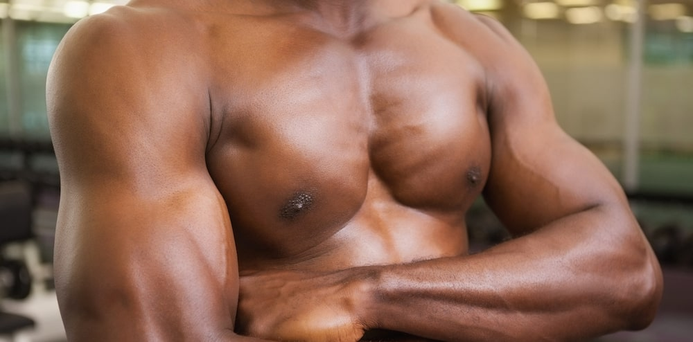Pectoral implant procedure to contour chest