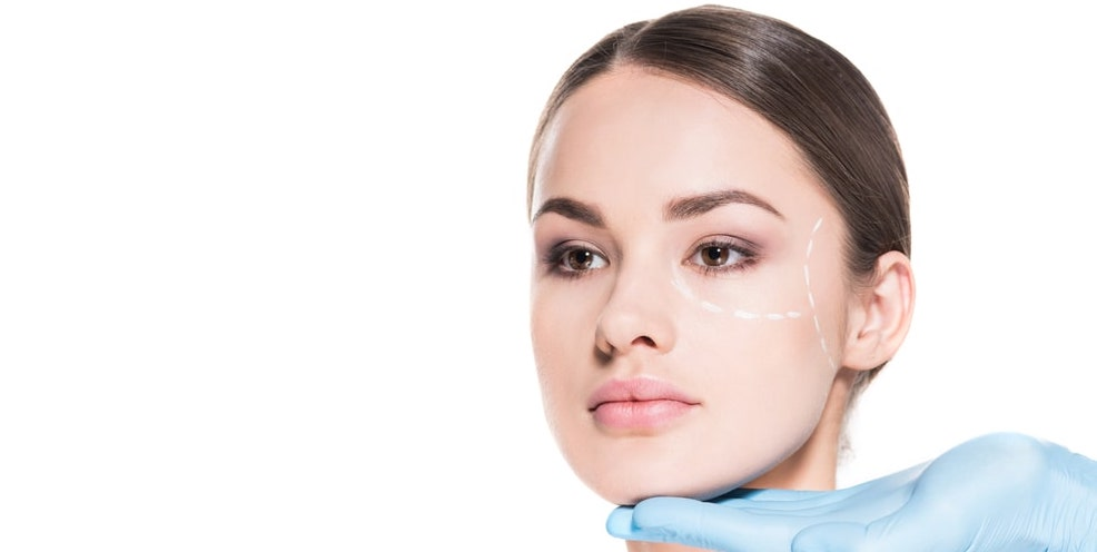 Trends of plastic surgery throughout decade