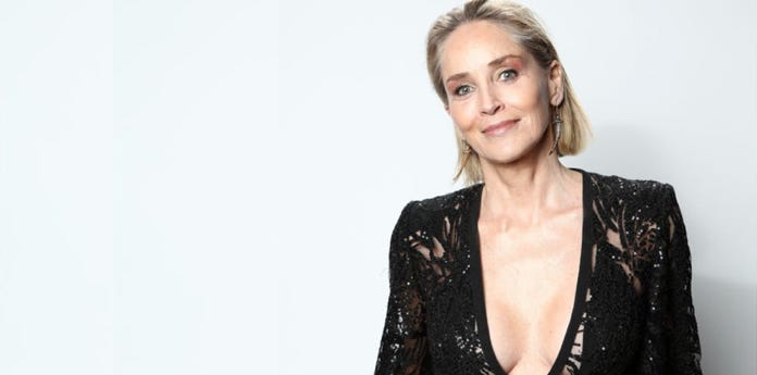 Sharon Stone Discovered she had a breast augmentation without giving consent