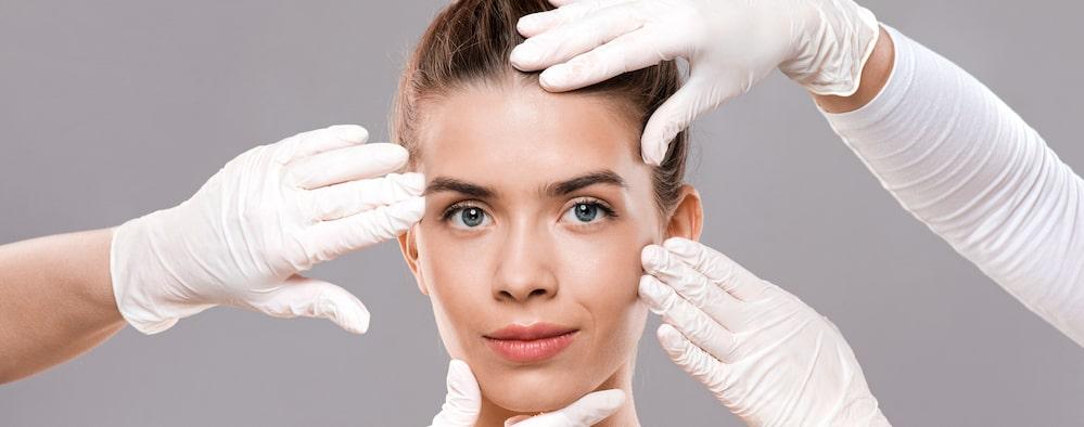 Nonsurgical facial rejuvenation