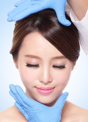 Younger Asian Cosmetic Surgery